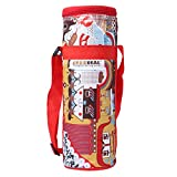#9: Trendy Bottle Cover To keep water Cool For long Hours Compatible to all 1 Liter Bottle