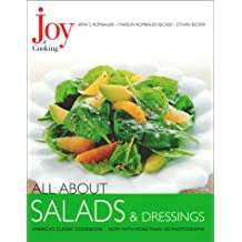 Joy of Cooking: All About Salads & Dressings by Irma S. Rombauer (2001-06-12)