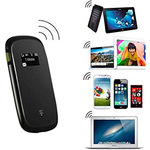 T-Mobile 3G Mobile Hotspot 21Mbps Wireless WIFI Router, Supporta TF Card, Sign Random Delivery
