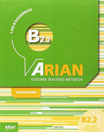 Arian B2.2 Lan-koadernoa por Batzuen artean