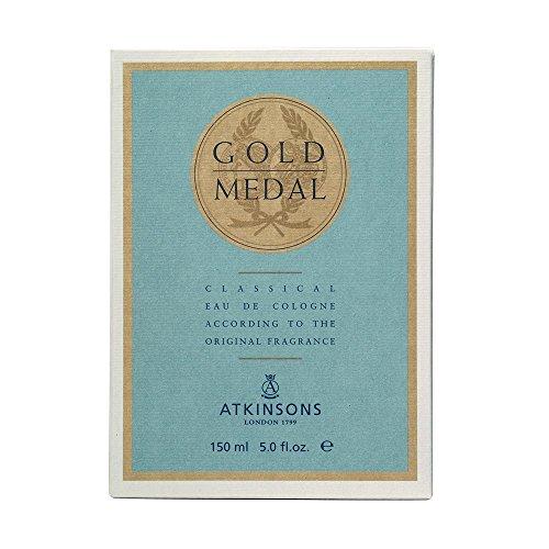 Gold Medal 150 ml Eau de Cologne Acqua di Colonia Uomo