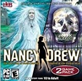 Nancy Drew: Haunting of Castle Malloy & Legend of the Crystal Skull (Englisch Import) -
