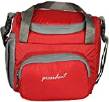 PRESIDENT Unisex Lunch-Bag-Red Lunch Bag (Lunch-Bag-Red)
