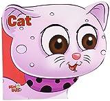 Cat: Cutout Board Book