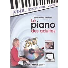 Hit Diffusion faedda R.P–el piano de los adultos–Piano método y pedagogía Piano y instrumento de teclado Piano