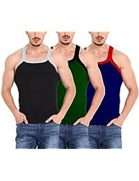 ZIMFIT Gym Vest - Pack of 3 (Assorted)