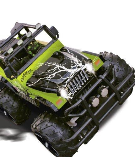 RC Jeep Geländewagen GreenForster 1:12 ferngesteuert RTR mit Licht