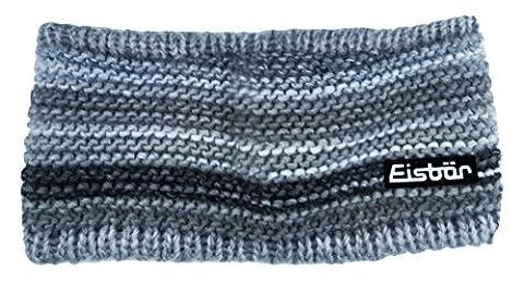 Eisbär Stirnband Kunita, Graueffekt, One Size, 85001