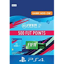 FIFA 19 Ultimate Team: 500 FUT Points Pack (Email Delivery in 1 hour- Digital Voucher Code)