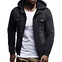 best service d3458 136a6 Suchergebnis auf Amazon.de für: jeansjacke mit kapuze
