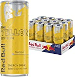 Red Bull Yellow Edition Tropical, 12er Pack (12 x 250 ml)