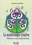 Numérologie créative de Colette Le FLoch ( 1 février 2004 ) - Dangles (1 février 2004)