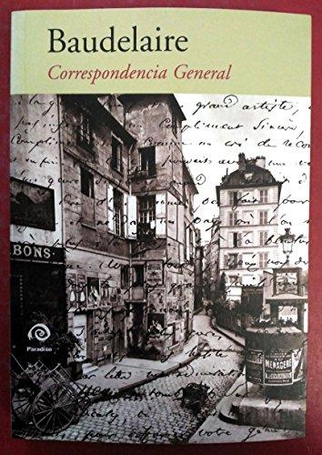 Correspondencia General por Charles Baudelaire