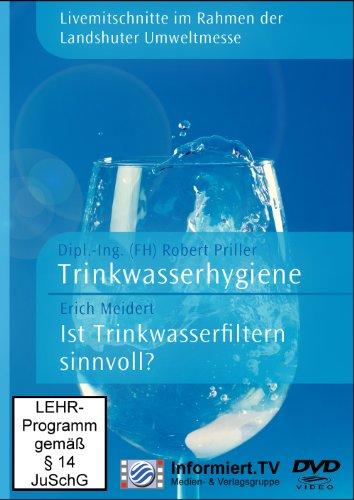 Trinkwasserhygiene & Ist Trinkwasserfiltern sinnvoll?