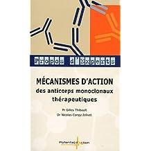 Mécanismes d'action des anticorps monoclonaux thérapeutiques