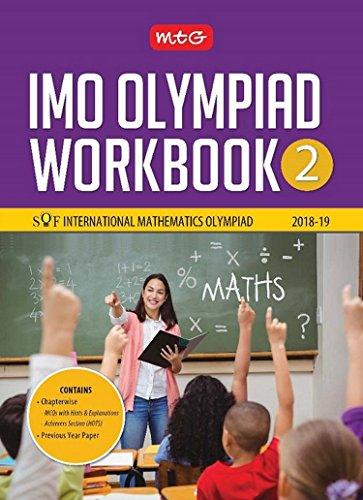 International Mathematics Olympiad Work Book (IMO) - Class 2