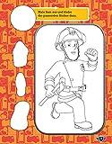 Feuerwehrmann Sam Sticker Album Set...
