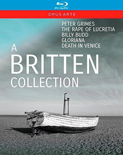 A Britten Collection (5 Opern von Benjamin Britten) [5 Blu-rays] [Blu-ray] 51bR7rwpD6L