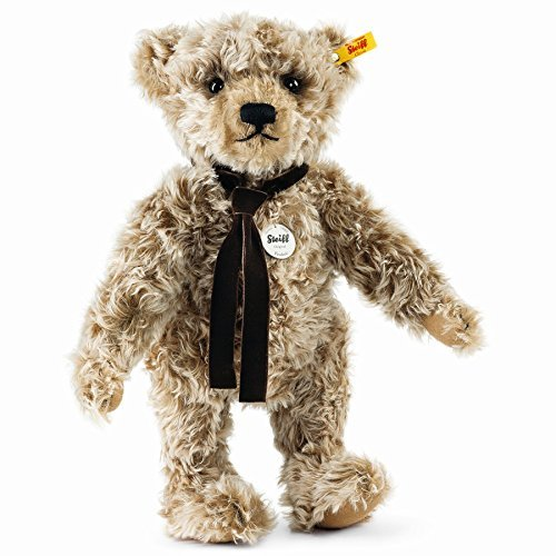 Steiff-Frederic-Teddy-Bear-Plush-Toy-Caramel-Tipped-by-Steiff