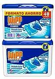 Wipp Express Duo Caps Detergente en Cápsulas - 24 x 2 Dosis