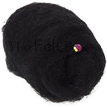 The Felt Box Lana cardada para fieltro, fieltro de aguja, lana de lana,