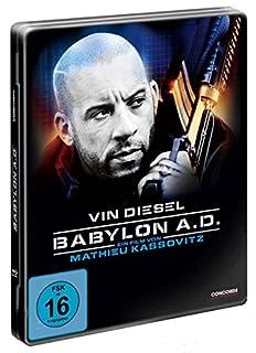 Babylon A.D.: Futurepak [Blu-ray]