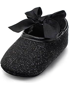 Hunpta Glitter Baby Schuhe Sneaker Anti-Rutsch weiche Sohle Kleinkind