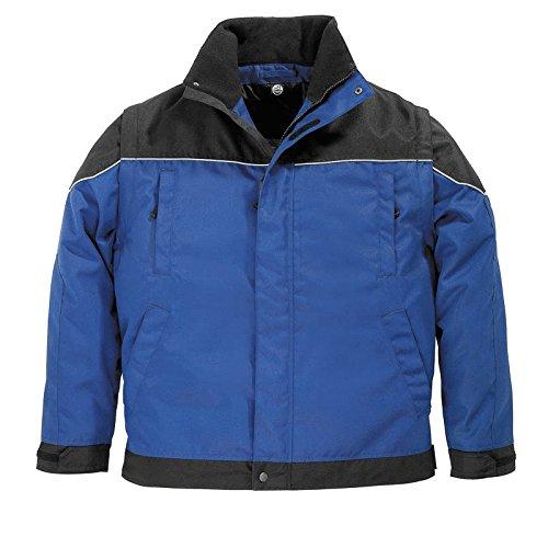Boetticher Arbeitsjacke, Tom, Größe M, royalblau / schwarz, 19029-3620-M - Kleidung Toms