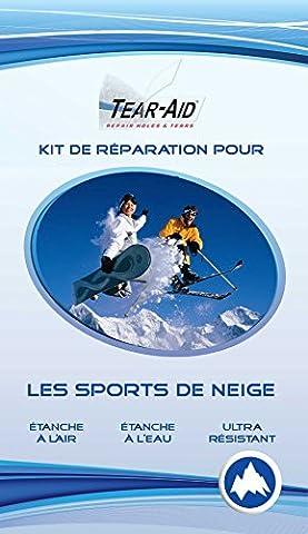 Le pack de réparation Ski, snowboard et raquette de Tear-Aid