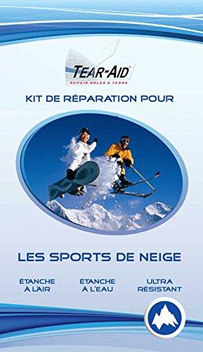 Das Reparatur Set, Ski und snowboard-Schläger-Set Tear Aid (Wasser-ski-schlitten)