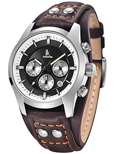 alienwork-montre-quartz-multifonction-quartz-vintage-sport-cuir-noir-brun-k008ga-03