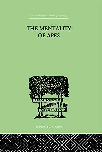 The Mentality of Apes (International Library of Psychology) (English Edition)