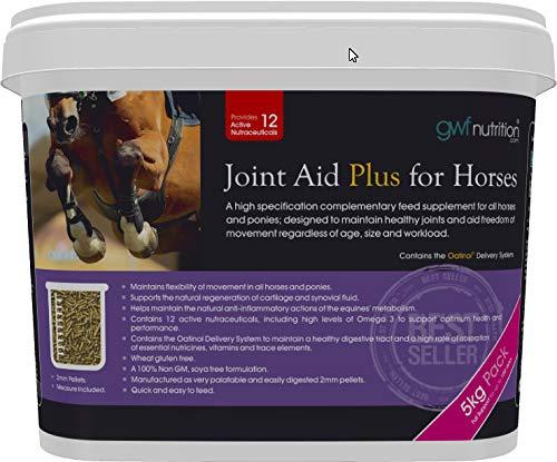 GWF Nutrition Joint Aid Plus für Pferde, 5kg