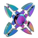 Fidget mano Spinner giocattolo di sforzo riduttore ad alta velocità Superb Fidget giocattolo - Tupuda - amazon.it