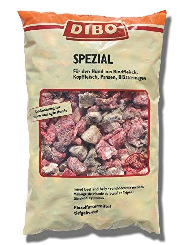 Fleisch 'Spezial', 3 x 2.000g-Beutel, Tiefkühlfutter, gesunde, natürliche Ernährung für Hunde, Hundefutter, BARF, B.A.R.F.