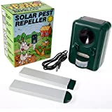 PetzTrendz Solar Powered Cat Repeller