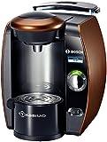 Bosch TAS6517 Tassimo T65 Multi-Getränke-Automat / Display / Chocolate Brown