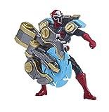 Power Rangers 43676Ninja Stahl–6, Rot