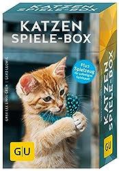 Katzen-Spiele-Box: Plus Spielzeug für sofortigen Spielspaß (GU Tier-Box)