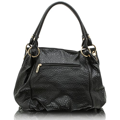 Jennifer Jones 3979, Borsa a mano donna Nero