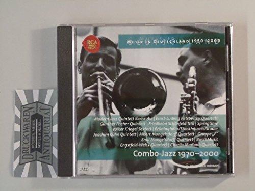 Combo-Jazz 1970-2000. Musik in Deutschland 1950-2000 [CD]. - Sony Combo