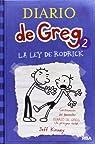 Diario de Greg 2 : la ley de Rodrick: 002 par Kinney