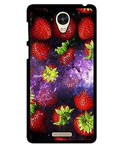 Fuson 2D Printed Fruits Designer back case cover for Xiaomi Redmi Note 2 Pro - D4513
