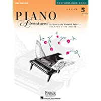 Piano Adventures: Performance Book Level 2b, a Basic Piano Method