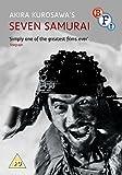 Seven Samurai (60th Anniversary Edition) (DVD) [UK Import] -