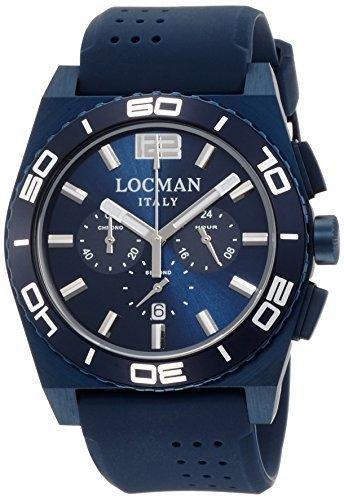Locman 0212BLBA-BLBSIB Reloj de pulsera para hombre
