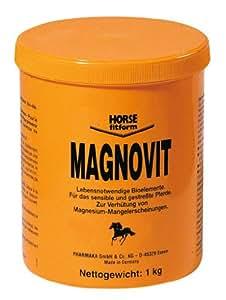 HORSE fitform Magnovit Complément Alimentaire pour Cheval 1 kg