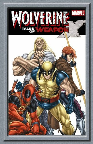 Wolverine : tales of weapon X