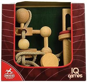 D-Toys - Puzzle de Madera (DTIQ61584)