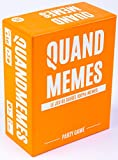 Asmodee Quand Memes, QM01FR, Jeu D'ambiance